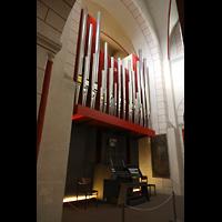 Goslar, Marktkirche St. Cosmas und Damian, Orgel seitlich