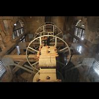 Goslar, Marktkirche St. Cosmas und Damian, Glocken im Nordturm