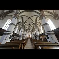 Wolfenbüttel, Hauptkirche Beatae Mariae Virgine, Innenraum in Richtung Chor