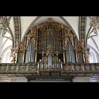 Wolfenbüttel, Hauptkirche Beatae Mariae Virgine, Orgel