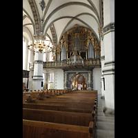 Wolfenbüttel, Hauptkirche Beatae Mariae Virgine, Orgel seitlich