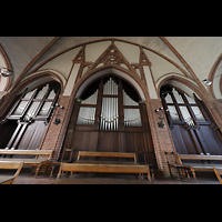 Berlin (Wedding), Stephanuskirche, Orgelprospekt