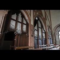 Berlin (Wedding), Stephanuskirche, Orgel seitlich