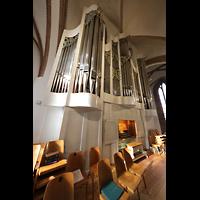 Berlin (Spandau), St. Nikolai, Orgel seitlich