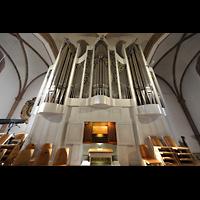 Berlin (Spandau), St. Nikolai, Orgel mit Spieltisch