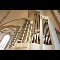 Berlin (Spandau), St. Nikolai, Orgel perspektivisch