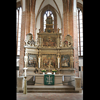 Berlin (Spandau), St. Nikolai, Hochaltar
