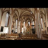 Berlin (Spandau), St. Nikolai, Innenraum