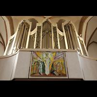 Berlin (Spandau), St. Nikolai, Orgelempore