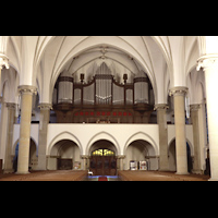 Berlin (Prenzlauer Berg), Ss.Corpus Christi Kirche, Orgelempore