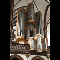Berlin (Tiergarten), St. Paulus Dominikanerkloster, Orgel seitlich