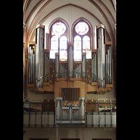 Berlin (Wilmersdorf), St. Ludwig, Orgel