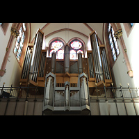 Berlin (Wilmersdorf), St. Ludwig, Orgelempore
