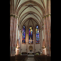 Berlin (Wilmersdorf), St. Ludwig, Chorraum