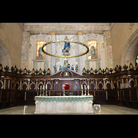 La Habana (Havanna), Catedral de San Cristóbal, Chorraum / Altarraum