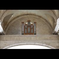 La Habana (Havanna), Catedral de San Cristóbal, Digitale Orgel mit stummem Pfeifenprospekt
