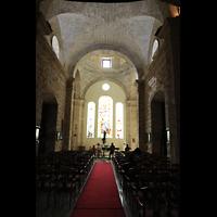 La Habana (Havanna), Auditorio San Francisco de Paula, Innenraum in Richtung Chor