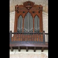 La Habana (Havanna), Auditorio San Francisco de Paula, Orgel