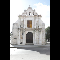 La Habana (Havanna), Auditorio San Francisco de Paula, Fassade