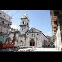 La Habana (Havanna), Iglesia del Espíritu Santo, Fassade
