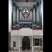 Ravensburg, St. Jodok, Orgel