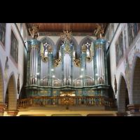 Konstanz, St. Stefan, Orgel