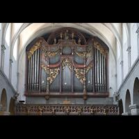 Konstanz, Münster unserer lieben Frau, Orgel