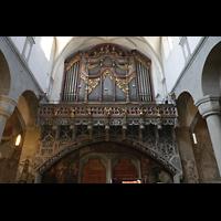 Konstanz, Münster unserer lieben Frau, Orgelempore
