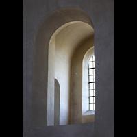 Reichenau - Mittelzell, Münster St. Maria und Markus, Fenster im Westchor