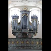 Reichenau - Niederzell, St. Peter und Paul, Orgelempore