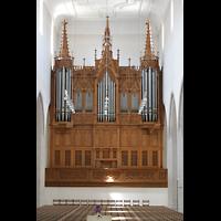 Schaffhausen, St. Johann, Orgel