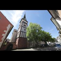 Schaffhausen, Münster (ehem. Kloster zu Allerheiligen), Turm