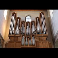 Schaffhausen, Münster (ehem. Kloster zu Allerheiligen), Orgel