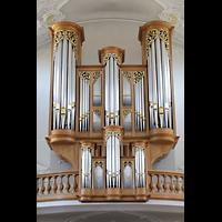 Frauenfeld, Kath. Stadtkirche St. Nikolaus, Orgel