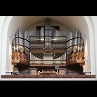 Berlin - Wilmersdorf, Maria unter dem Kreuz, Orgel - unterer Teil