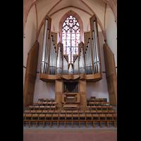 Bühl (Baden), Münster St. Peter und Paul (Chororgel), Rieger-Orgel