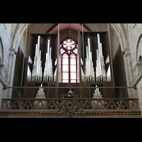 Basel, Münster, Orgel