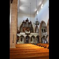 Basel, Peterskirche, Innenraum