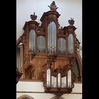 Basel, Peterskirche, Orgel