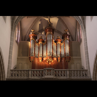 Vevey, Temple Saint-Martin, Orgel