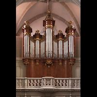 Vevey, Temple Saint-Martin, Orgel (unbeleuchtet)