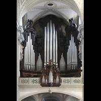 Luzern, Hofkirche St. Leodegar (Große Orgel mit Echowerk), Hauptorgel