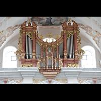 Luzern, Jesuitenkirche St. Franz Xaver (Hauptorgel), Orgel