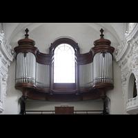 Schwyz, St. Martin, Orgel
