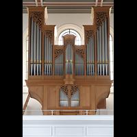 Luzern, CHristkatholische Christuskirche, Orgel