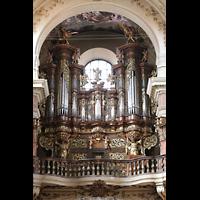 Praha (Prag), Bazilika sv. Jakuba (St. Jakob), Hauptorgel, Orgel