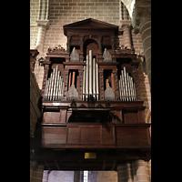 Évora (Evora), Catedral, Orgel