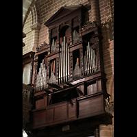 Évora (Evora), Catedral, Orgel seitlich