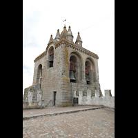 Évora (Evora), Catedral, Glockenturm