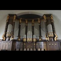 Dresden (Strehlen), Christuskirche, Orgelprospekt
